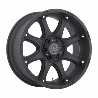 BLACK RHINO GLAMIS 20x12.0 6/139.7 ET-44 CB112.1 MATTE BLACK