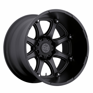 BLACK RHINO GLAMIS 20x12.0 8/165 ET-44 CB122.1 MATTE BLACK