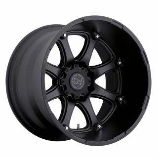 BLACK RHINO GLAMIS 20x12.0 8/170 ET-44 CB125.1 MATTE BLACK