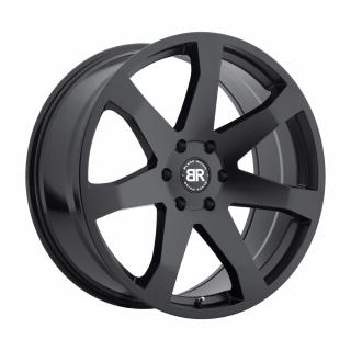 BLACK RHINO MOZAMBIQUE 20x8.5 6/135 ET30 CB87.1 MATTE BLACK RF