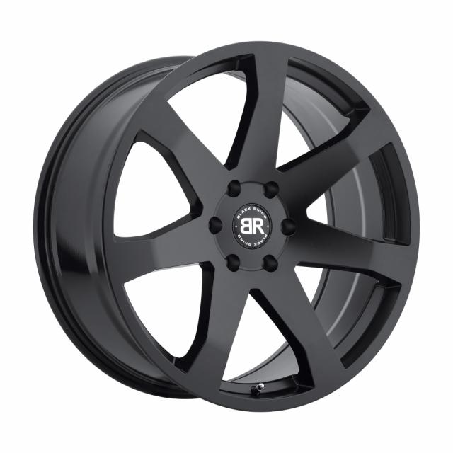 BLACK RHINO MOZAMBIQUE 20x8.5 6/139.7 ET45 CB112.1 MATTE BLACK RF