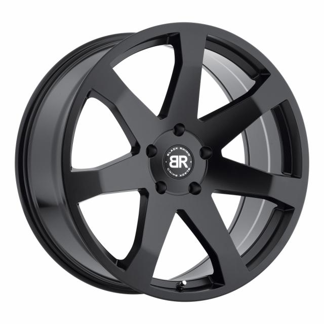BLACK RHINO MOZAMBIQUE 22x9.5 5/139.7 ET20 CB78.1 MATTE BLACK RF