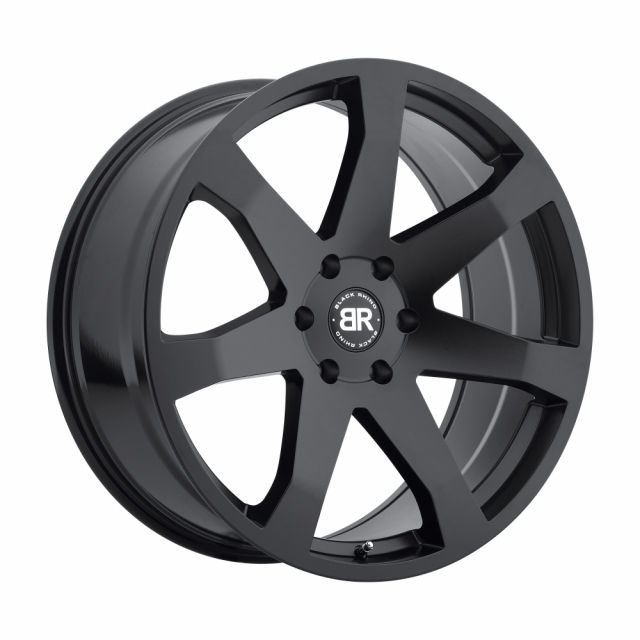 BLACK RHINO MOZAMBIQUE 24x10.0 6/135 ET35 CB87.1 MATTE BLACK RF