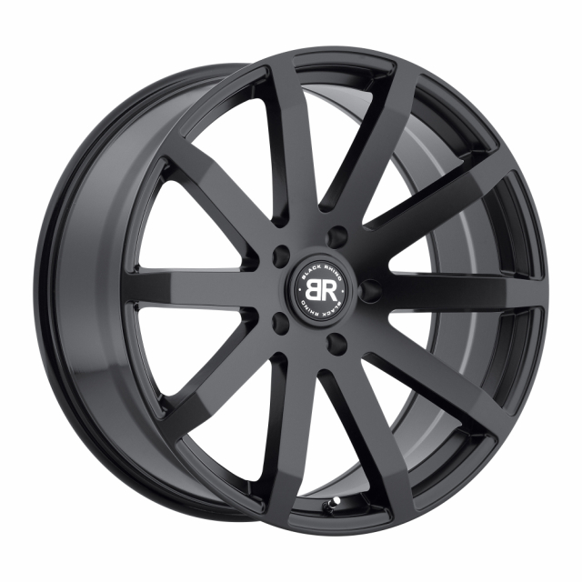 BLACK RHINO TRAVERSE 20x9.0 5/150 ET25 CB110.1 MATTE BLACK