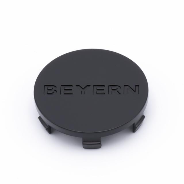 CENTER CAP BEYERN MATTE BLACK (PCC43-BEY)