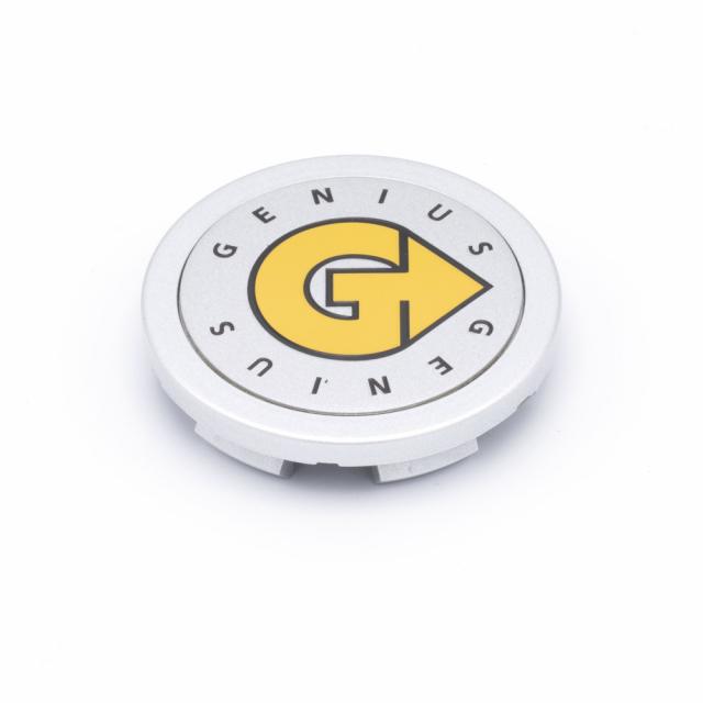 CENTER CAP GENIUS W/LOGO (PCH41)