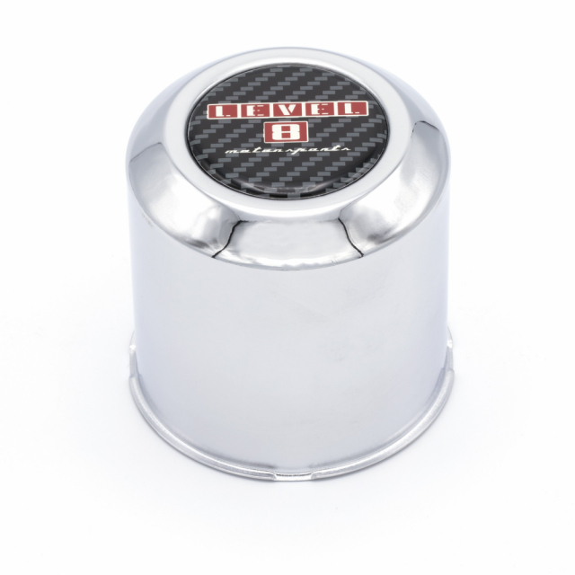 CENTER CAP LEVEL 8 5/114.3, 6/114.3 (CHROME)  STR/ZX/TRA