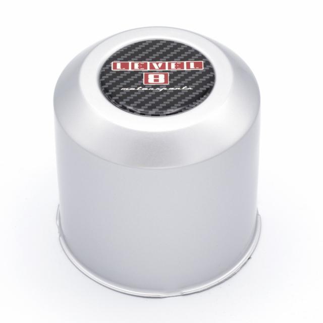 CENTER CAP LEVEL 8 5/150 (SILVER)  STR/ZX/TRA