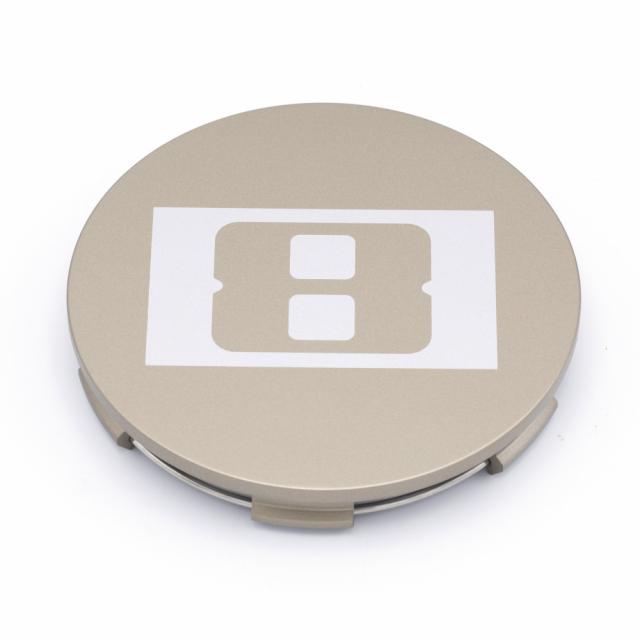 CENTER CAP LEVEL 8 6/139.7/5/150 BRONZE MK6 (C-378-1)
