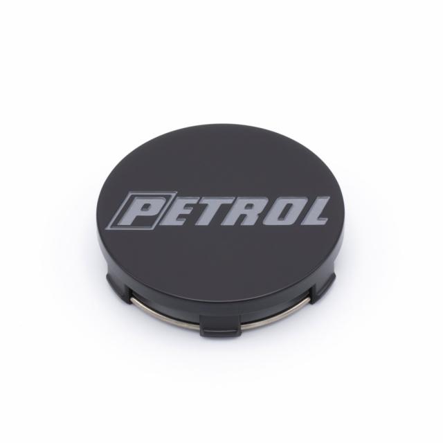 CENTER CAP PETROL MATTE BLACK (60MM) (PCG18)