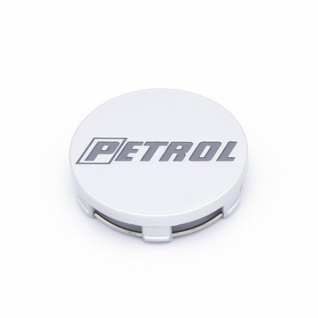 CENTER CAP PETROL SILVER (60MM) (PCD18)