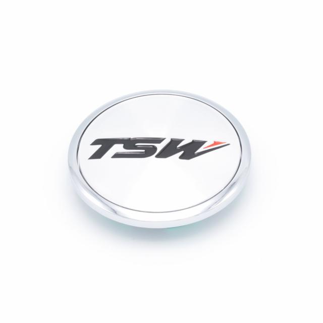 CENTER CAP TSW EMBLEM STICKER GATSBY 5/114.3 & 5/120 (C-398-1)