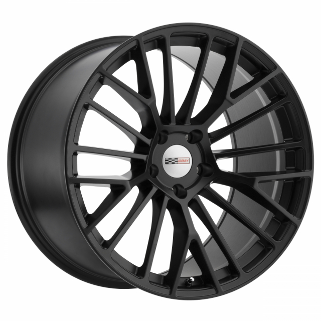 CRAY ASTORIA 20x10.5 5/120.65 ET65 CB70.3 MATTE BLACK RF
