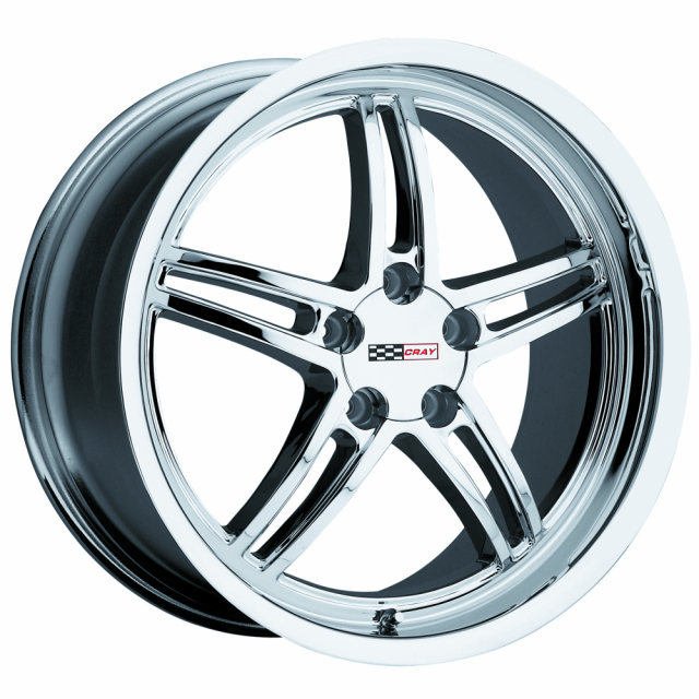 CRAY SCORPION 18x10.5 5/120.65 ET65 CB70.3 CHROME