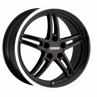 CRAY SCORPION 19x10.5 5/120.65 ET65 CB70.3 BLACK/MIRROR LIP